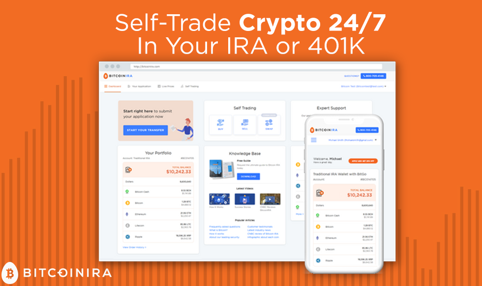 Bitcoin IRA™ | The Official Platform For Bitcoin In Retirement Accounts