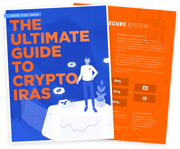 Ultimate Guide Crypto IRAs