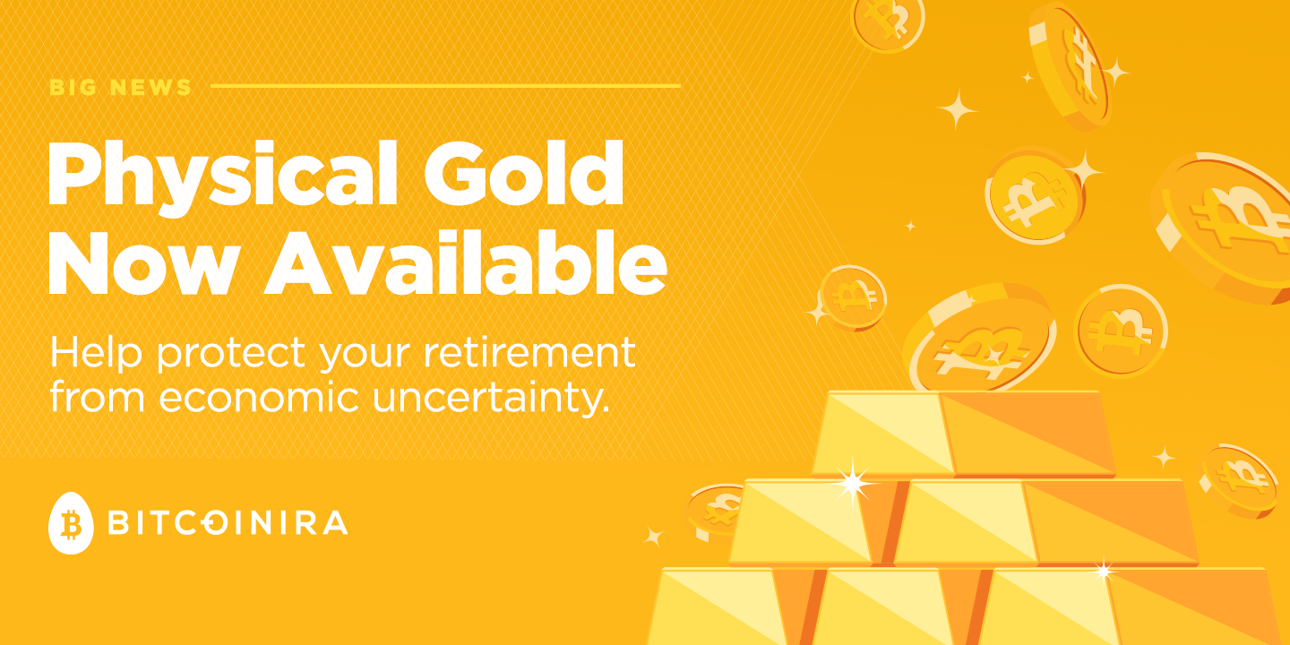 Buy Gold with Bitcoin IRA