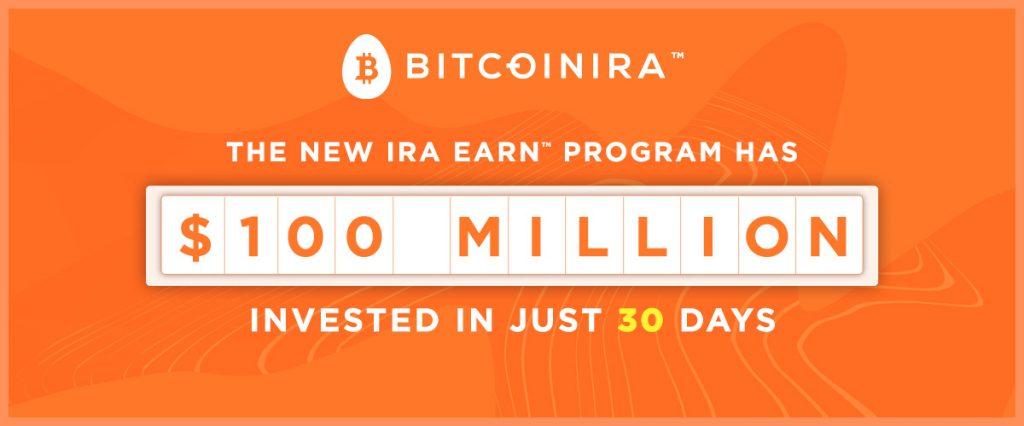 Bitcoin IRA Earn